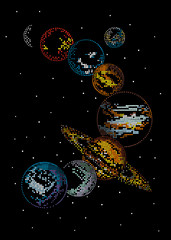 Parade of planets