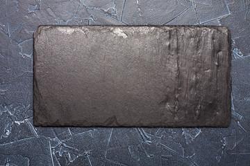 black stone for information on a dark background