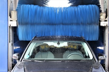 An image of a car wash