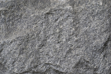 Gray granite stone texture