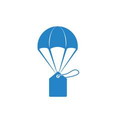 logo parachute, love, shopping, movies