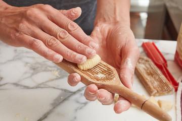 Preparation of Italian Gnocchis