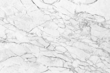 Marble abstract natural marble black and white (gray) for design;  white marble texture background