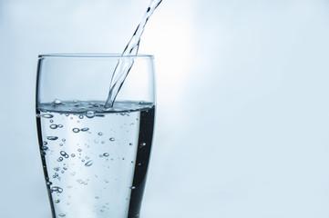 飲料水 グラス