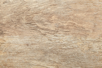Old worn out wooden board background