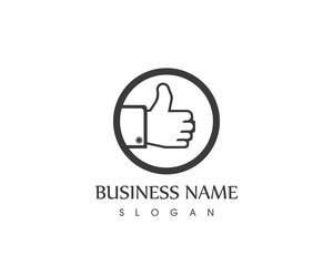 Like Thumb Up Logo