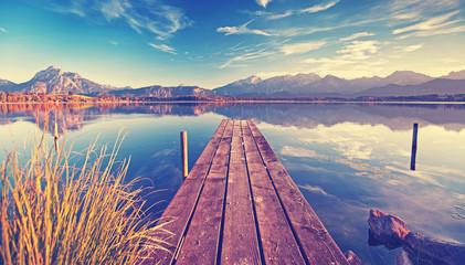 Meditation - Stille und Ruhe am See