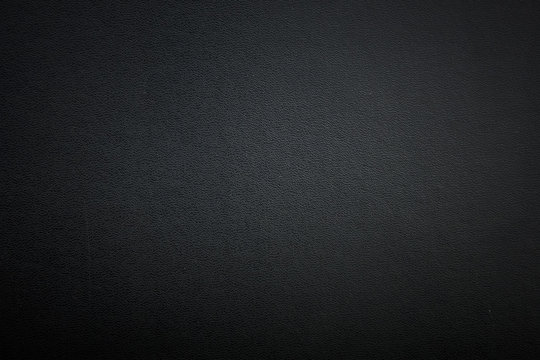 Black leather with center soft light