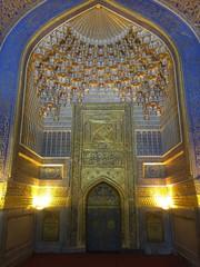 Scenes of Samarkand, Uzbekistan