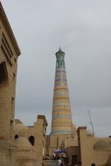 Scenes from Khiva, Uzbekistan
