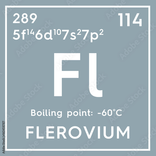 Flerovium post transition metals chemical element of mendeleevs post transition metals chemical element of mendeleevs periodic table flerovium in urtaz Image collections