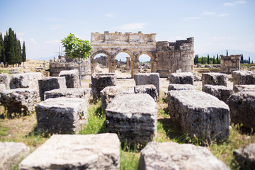 Antique Roman Hierapolis