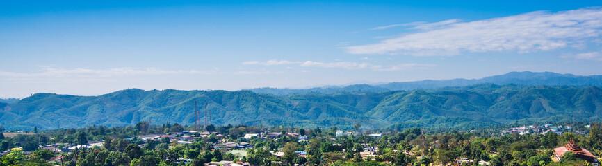 Good view mountain