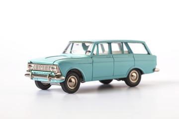 Fond de hotte en verre imprimé Vintage voitures Toy car