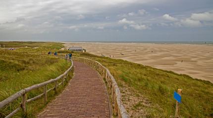 Texel Strand Beach De Cockdorp