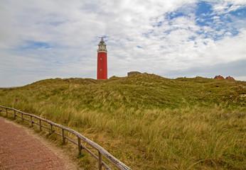 Texel Lighthouse Leutturm De Cocksdorp