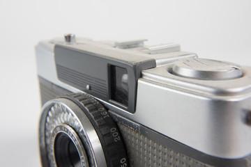 Old Camera Close Up