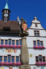 Rathaus von Staufen im Breisgau