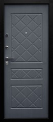 Entrance door (metal door)