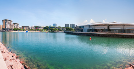 Darwin Waterfront Panorama -Northern Territory, Australia