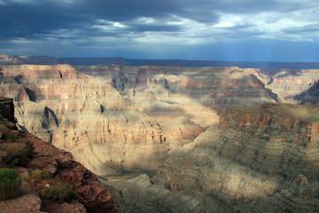 Grand Canyon West View, Arizona, USA