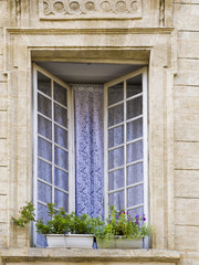 Wall Mural - Fenêtre de style