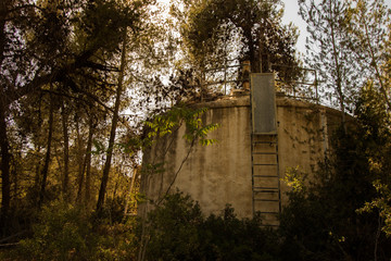 WaterTower Ruins