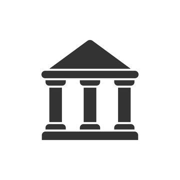 Government building symbol