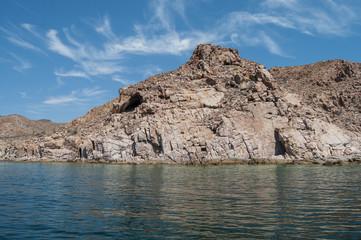 Isla Espiritu Santo, Sea of Cortes, La Paz Baja California Sur. MEXICO