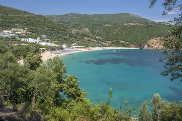 Lichnos Beach - Ionian Sea - Parga, Preveza, Epirus, Greece