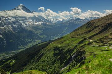 Vallée de Grindelwald