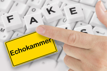Fake News - Echokammer