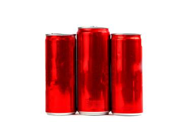 open red soda