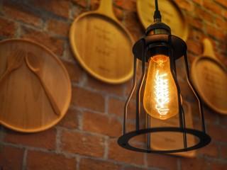 LED Yellow Lamp