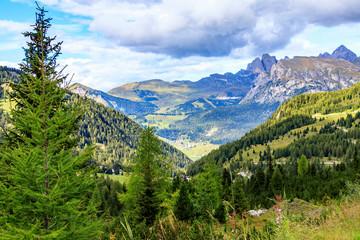 Berglandschaft Dolomiten Südtirol