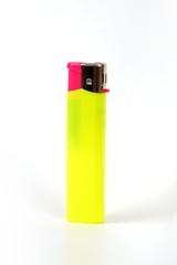 Lighter colored plastic
