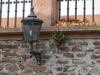 laterne, Strassenlampe, licht