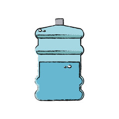 water bottle big plastic dispenser