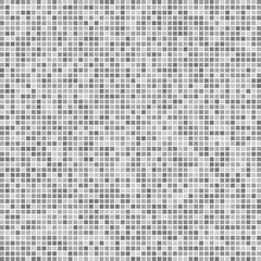 banner grey transparent squares. poster abstract grey background. halftone effect. vector illustration