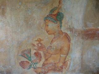 Dames de Sigiriya