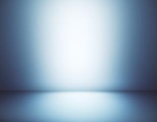 Gray gradient interior