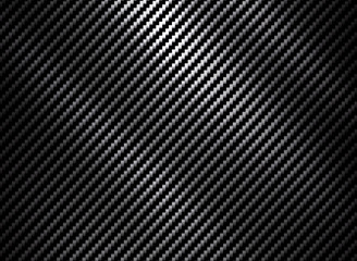 Abstract carbon fiber texture background