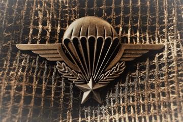 Brevet parachutiste Armée Française