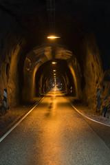 Underground Tunnel Cave