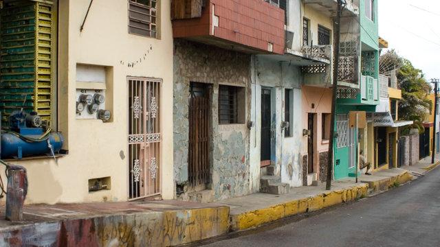 Mazatlan street