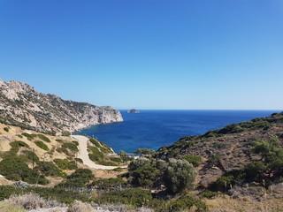 Vroulidia beach,Chios Greece