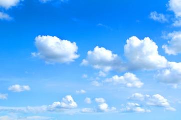 Cloud and blue sky