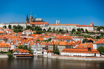 Nice view of Prague from Charles Bridge Tower (Praha)