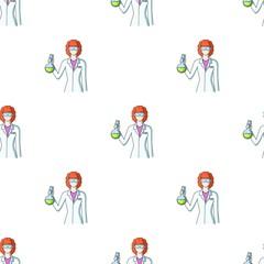 Chemist.Professions single icon in cartoon style vector symbol stock illustration web.
