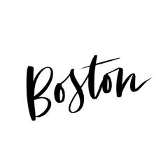 kbecca_vector_boston_hand_lettering